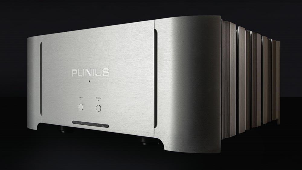 Amplificador de potencia Reference A-50 de Plinius
